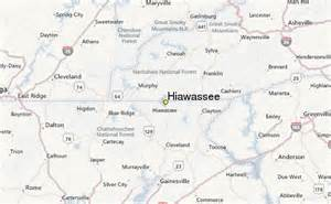 hiawassee weather station record historical weather for