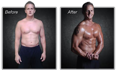 ben booker before and after razor hybrid fitness second chance fitness