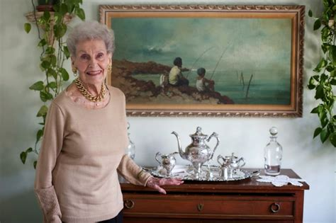 ruth is 100 years old and does pilates to keep fit i love this is how to grow old in style