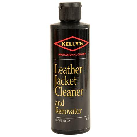 s leather jacket cleaner renovator 8 oz