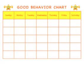Smiley Behavior Chart Template by How To Use Behavior Charts For Simplycircle