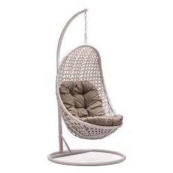 Rattan Hanging Egg Chair 7 Of The Coolest Outdoor Wicker Hanging Chairs