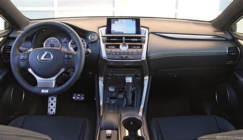 lexus nx 200t interior girlsdrivefasttoo 2015 lexus nx 200t f sport review