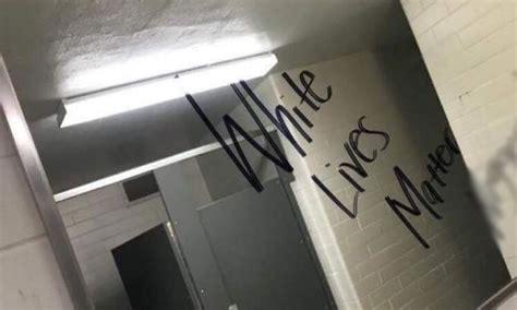 school bathroom graffiti non white student admits to racist graffiti in mo high school bathroom gopusa