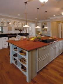 Stove In Kitchen Island island cooktop ideas pictures remodel and decor