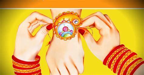Lovely Rakhi Wishes Cards, Photos, Wallpaper   Festival Chaska