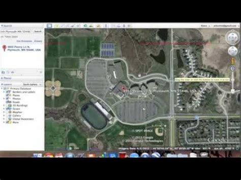 Tutorial Video Google Earth | google earth tutorial doovi