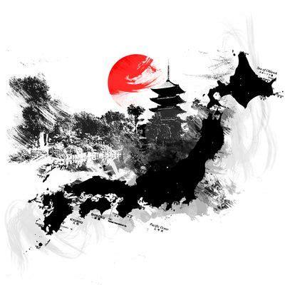 design art japan abstract kyoto japan art print art pinterest japan