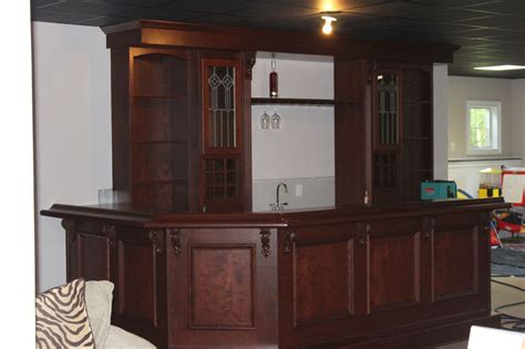 custom built home bar basement pub ebay