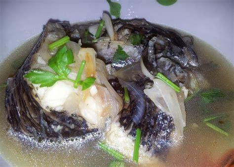 Minyak Ikan Haruan resipi sup ikan haruan mamapeduli info perkongsian