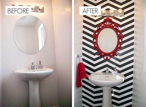 chevron bathroom ideas trending in bathroom decor colorful chevron patterns