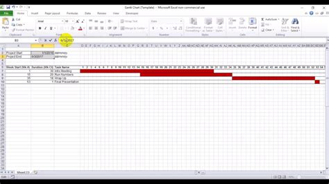 Gantt Diagram Excel Mac Choice Image How To Guide And Refrence Gantt Chart Template Excel Mac