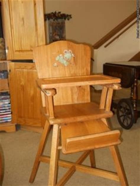 wood high chair parts wooden high chair parts plans free