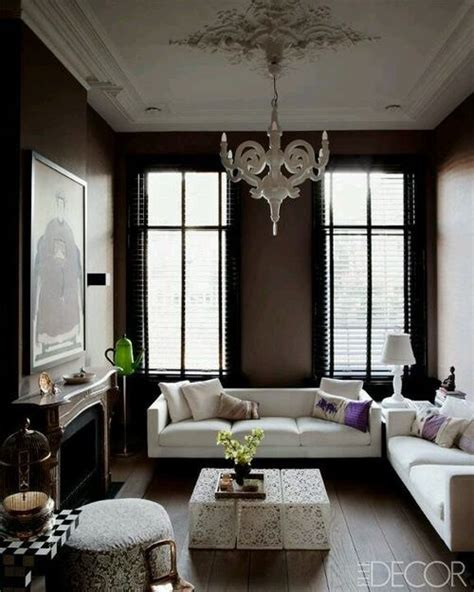 elle decor living room elle decor color brown rooms i love easy living