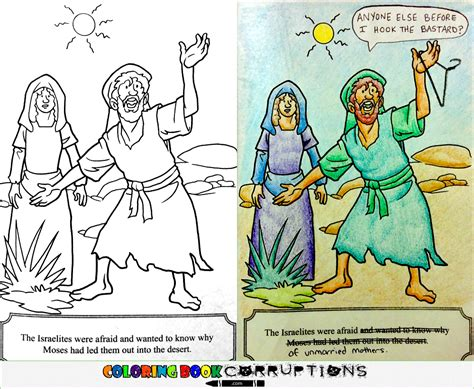 abortion   Coloring Book Corruptions