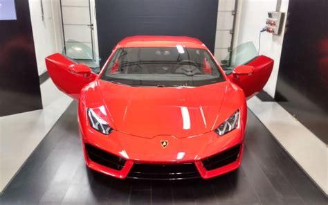 Lamborghini India Website Launch Lamborghini Introduce The Hurac 225 N Lp 580 2 In