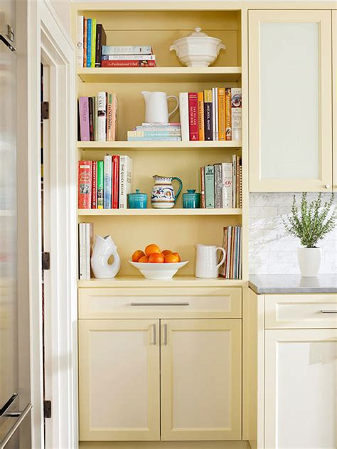kitchen bookcases cabinets bookshelf ideas built in bookshelves