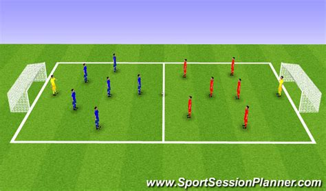 soccer interactive football soccer maintaining possession tactical