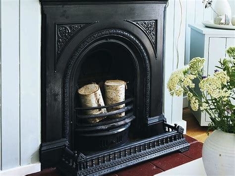 Restore Cast Iron Fireplace by Restoring A Cast Iron Fireplace