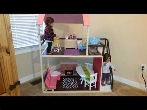 American House Tour by American Doll House Tour 2014 18 In Doll Our