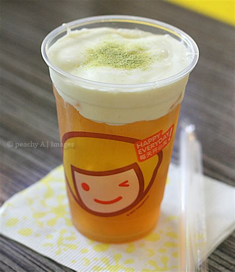 Top Bars Near Me Happy Lemon S Green Tea With Rock Salt And Cheese The