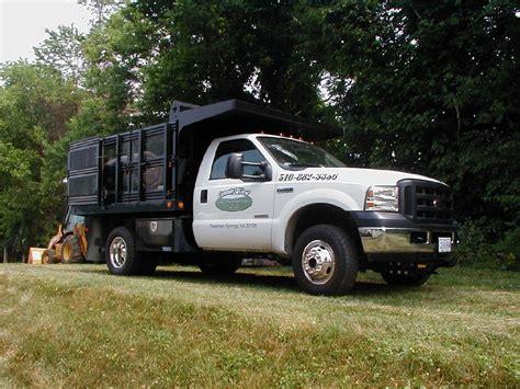 one ton dump truck gmc autos post