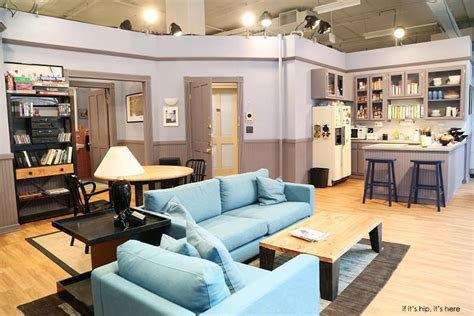 layout of seinfeld apartment seinfeld apartment replica and mini museum promote hulu s