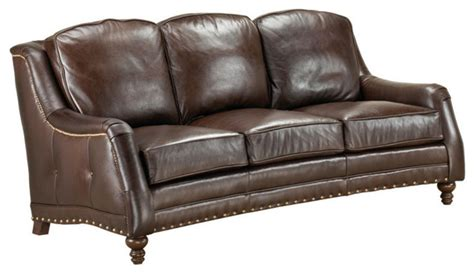 american heritage leather sofa american heritage sundance full top grain leather sofa