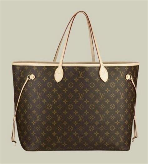 louie vuitton my idea of a great bag