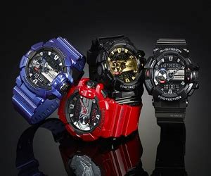 Terlaris Minggu Ini Jam Tangan Pria G Shock Ga 510 Anti Air Black List 2 jam tangan pria g shock terbaik asli paling bagus