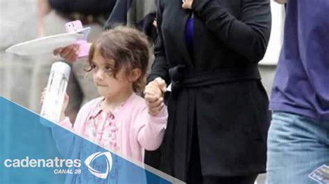 la hija de la 8423675327 discriminan a la hija de salma hayek youtube