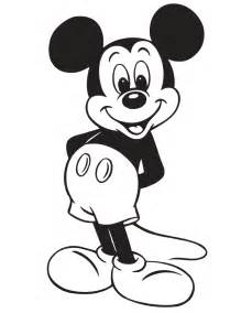 Mickey Minnie Saltando Baby Enfadado El  sketch template