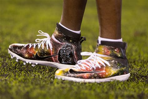 customize football shoes the best custom cleats of the nfl season footwear news