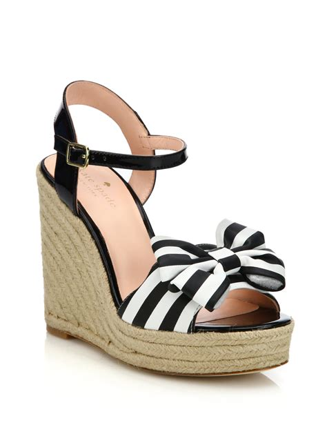 wedge sandals kate spade new york darya espadrille wedge sandals in