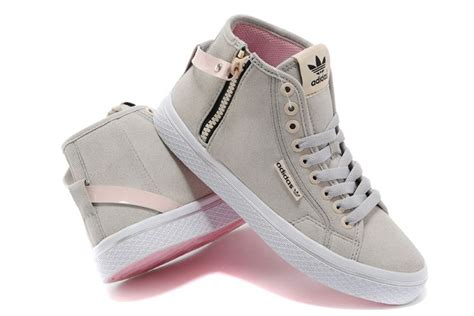 womens high top sneakers part 1 adidas clover m25075 casual high tops women shoes grey 1