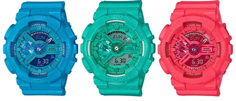 Casio G Shock Gma S110vc 3a Original 1 g shock gma s110vc color s series g central g