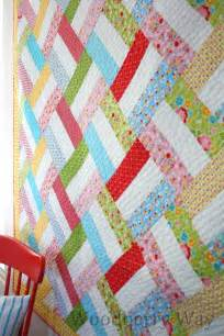 quilt story easy quilt pattern from woodberryway