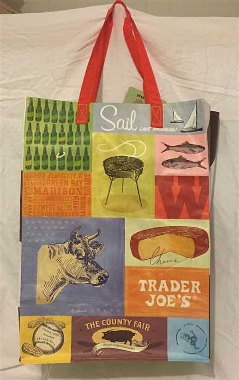 design love fest trader joe s trader joe s reusable grocery tote bag from wisconsin