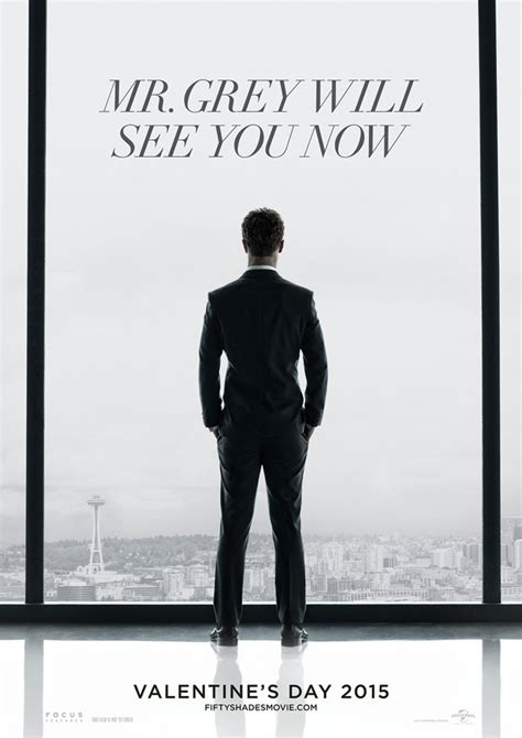 Fifty Shades Of Gray by Photo 50 Shades Of Grey Movie Poster Revealed