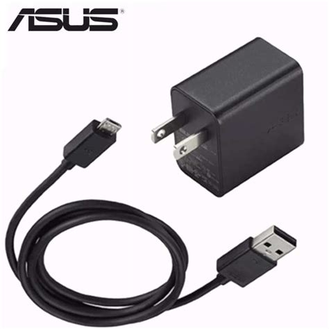 Charger Asus 3in1 2 1a Micro 2 Usb 1 asus 10w 1a charger original authentic w micro usb cable for asus mobile phone etc black