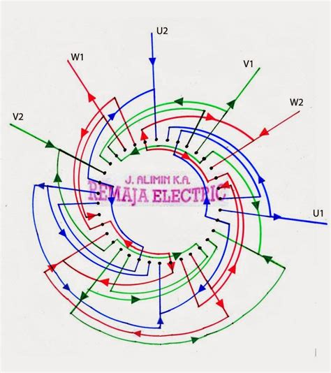 three phase motor winding diagram june 2014 electrical winding wiring diagrams