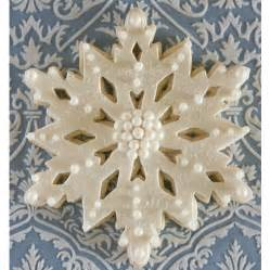 Big Snowflakes Decorations Giant Snowflake Cookies Fancy Flours Where Bakers Bloom