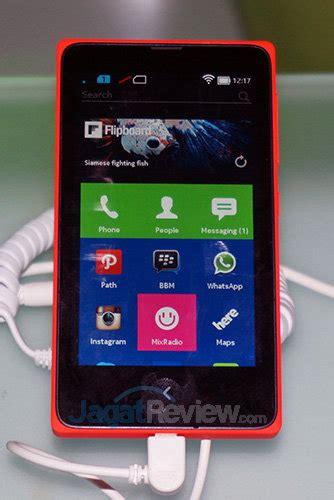 Resmi Hp Nokia X nokia x resmi diluncurkan di indonesia harga jagat review