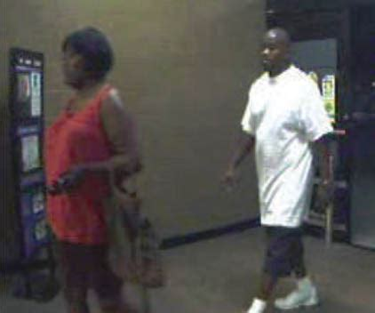 seek bel air credit card thief stolen card used at