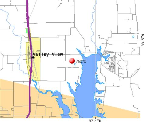 valley view texas map 76272 zip code valley view texas profile homes apartments schools population income