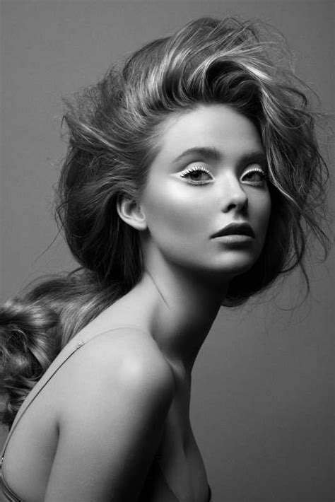black n white hair hairstyles alabaster cat eye beauty looks black and white beauty by