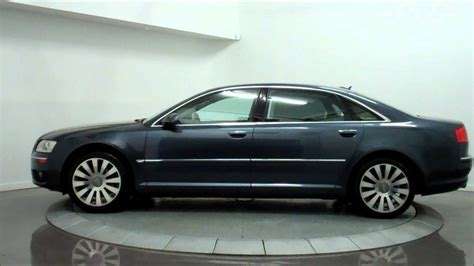 how to work on cars 2008 audi a8 engine control 2008 audi a8 l 4 2 quattro youtube