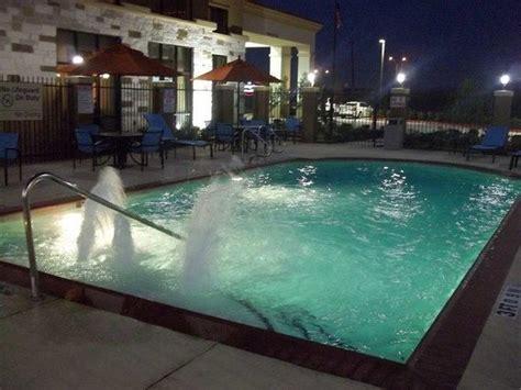 Backyard Pools Pasadena Outdoor Swimming Pool Picture Of Hton Inn Suites