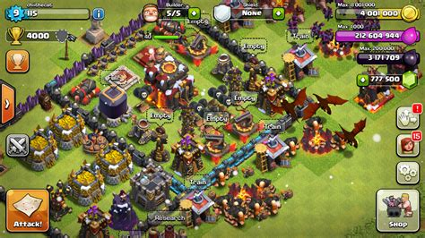 telecharger clash tribu clans mod apk
