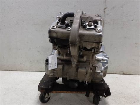 Cover Motor Kawasaki Vulcan 500 09 kawasaki vulcan en500 500 engine motor dyno tested